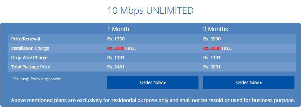 WorldLink Internet and Net TV Packages