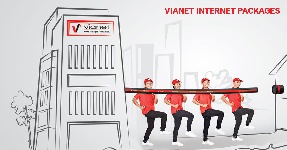 Vianet Internet Packages