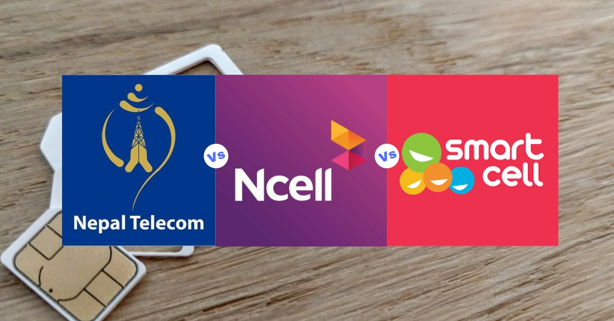 Ntc vs Ncell vs Smartcell