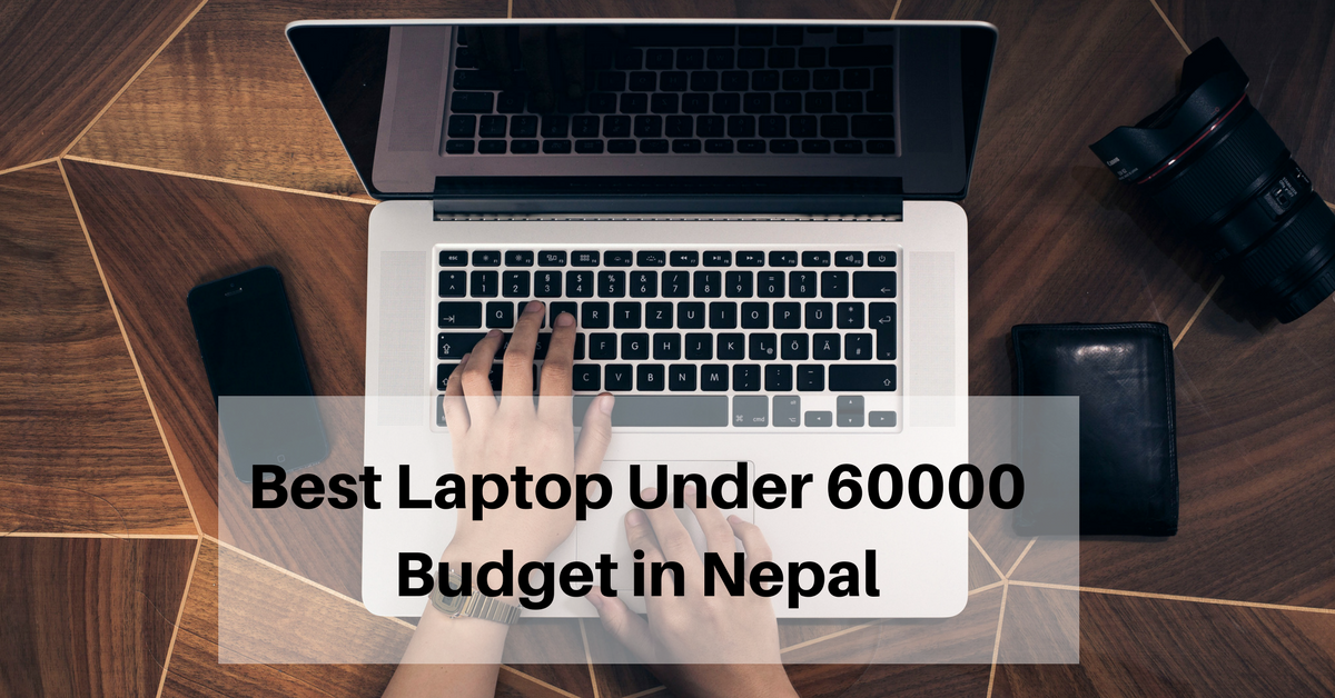 laptop under 60000 budget in Nepal